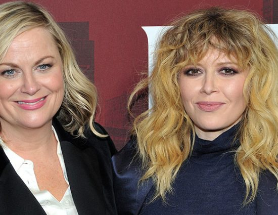 Amy Poehler attends the 'Russian Doll' Premiere