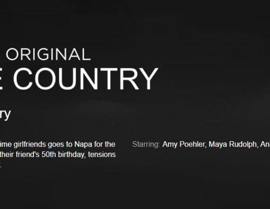 Rumor: 'Wine Country' Release Date