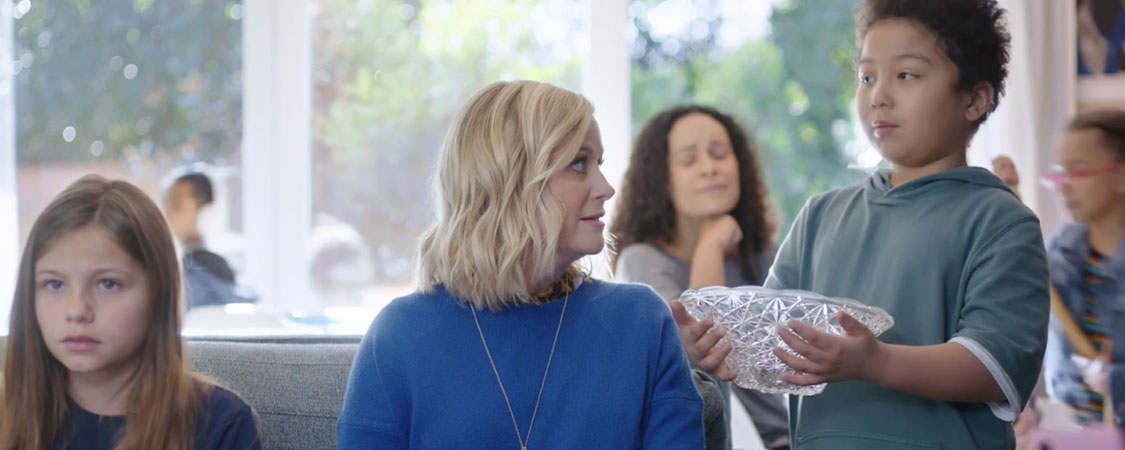 Amy Poehler Stars in New Xfinity Commercials