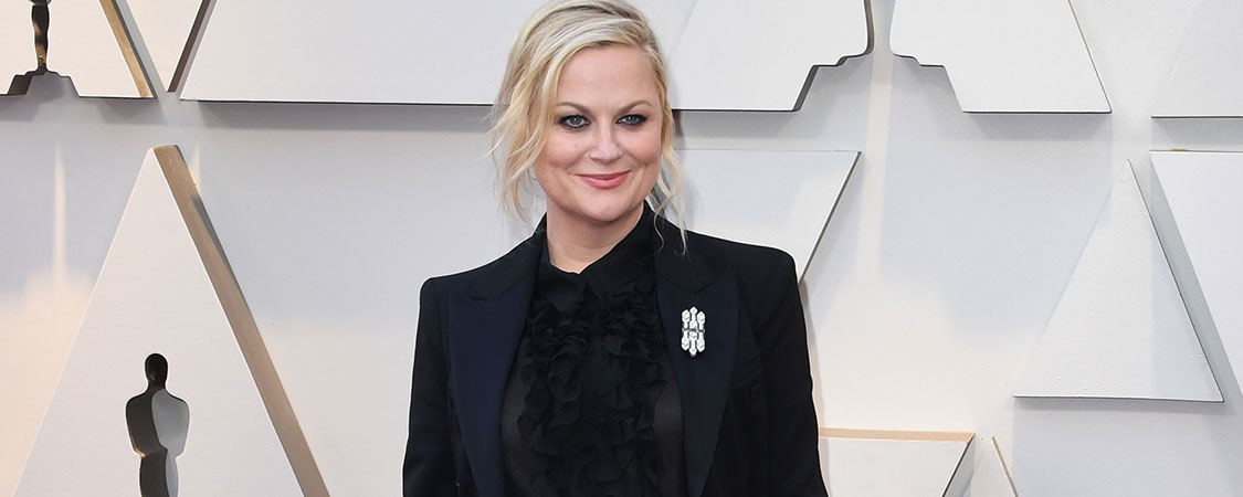 Amy Poehler attends the 91st Academy Awards