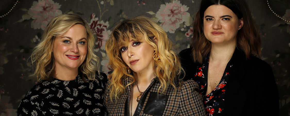 Natasha Lyonne, Amy Poehler and Leslye Headland  Talk 'Russian Doll' with the Los Angeles Times