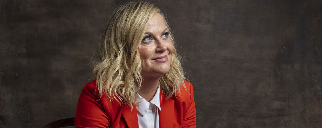 Amy Poehler Photographed for the Los Angeles Times (PaleyFest Portraits)