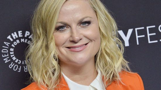 Amy Poehler attends 'Parks and Recreation' 10th Anniversary Reunion at PaleyFest