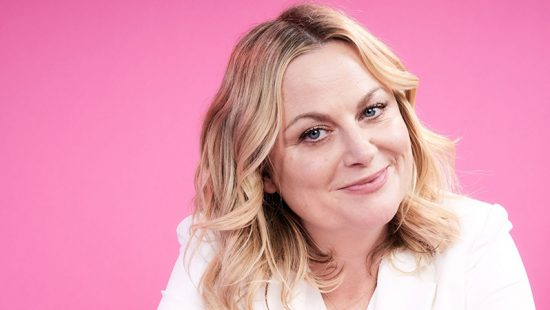 Amy Poehler photographed for Deadline