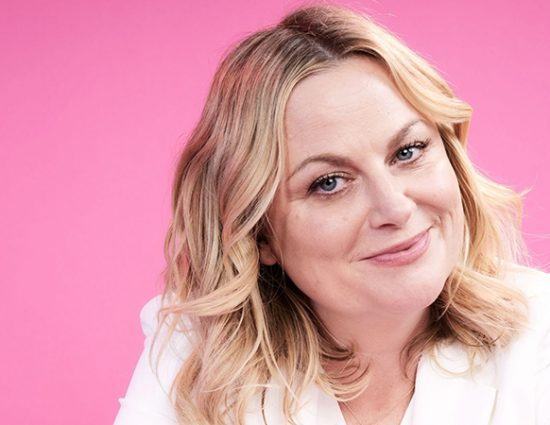 Amy Poehler Interviewed by The Wall Street Journal