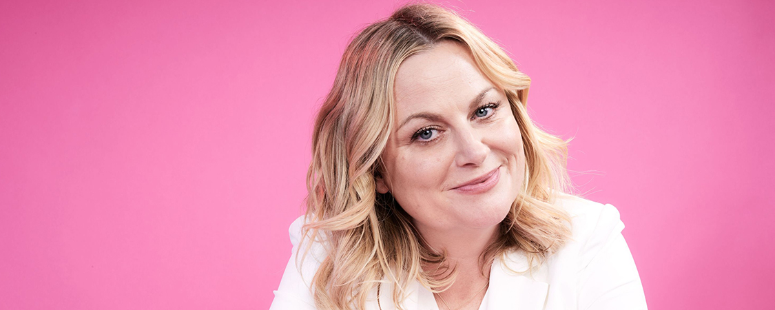 Amy Poehler talks about her latest projects with Variety