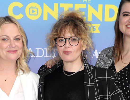 Amy Poehler, Leslye Headland and Natasha Lyonne talk 'Russian Doll' at Deadline's Contenders Emmys