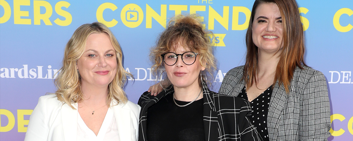Amy Poehler attends Deadline's Contenders Emmy Event