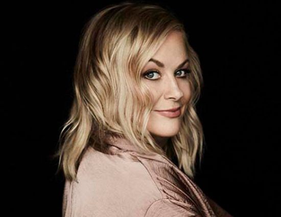 Amy Poehler covers The Hollywood Reporter Magazine