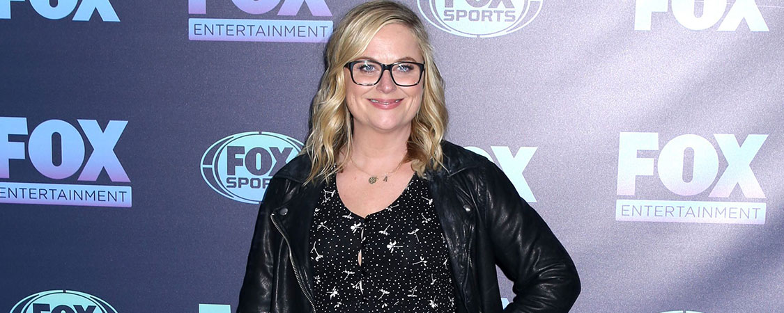 Amy Poehler attends the 2019 FOX Upfront