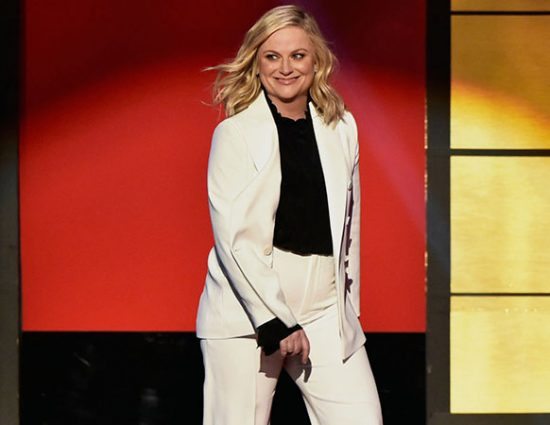 Amy Poehler Makes Surprise Appearance at the 46th Annual Daytime Emmy Awards