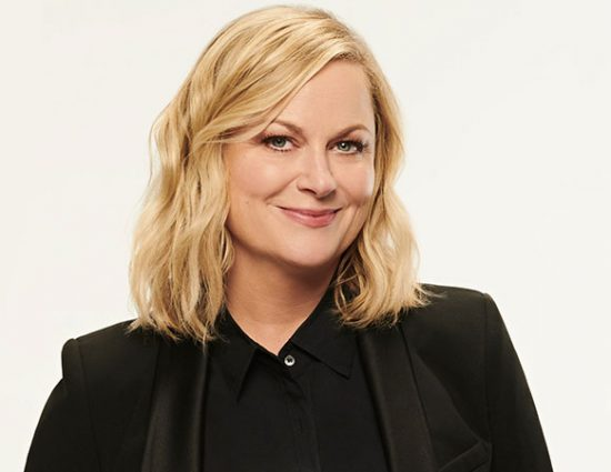 Amy Poehler talks about directing 'Wine Country' with the Boston Globe