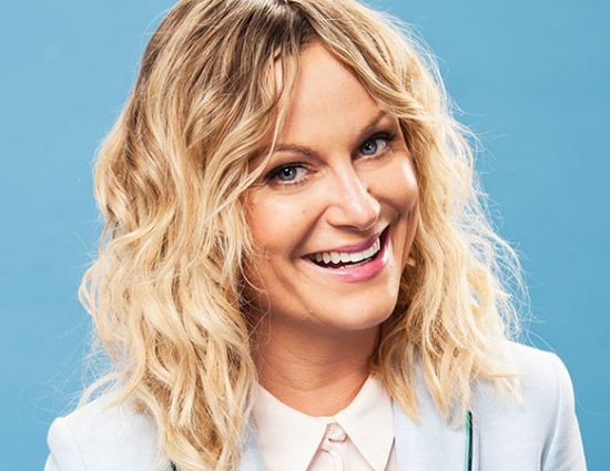 Amy Poehler Interviewed by the Los Angeles Magazine
