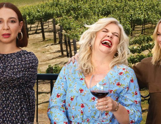 Amy Poehler, Maya Rudolph and Paula Pell Talk to The Advocate
