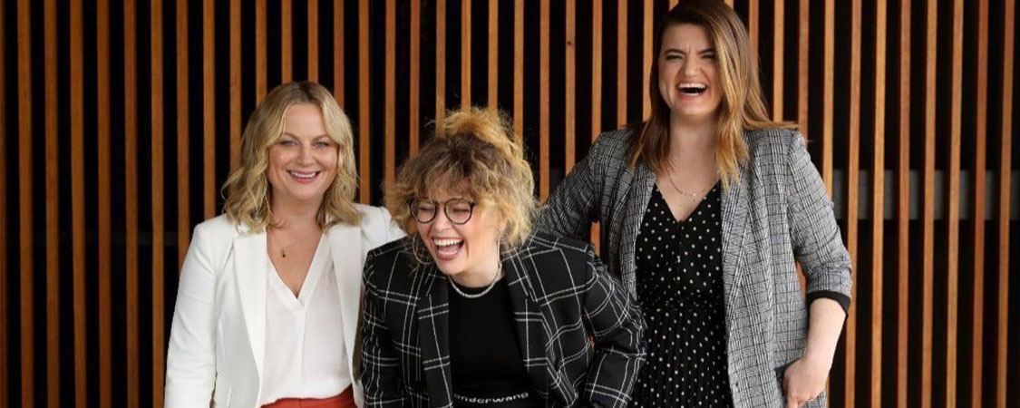 Los Angeles Times Interview: Natasha Lyonne, Amy Poehler and Leslye Headland talk 'Russian Doll'