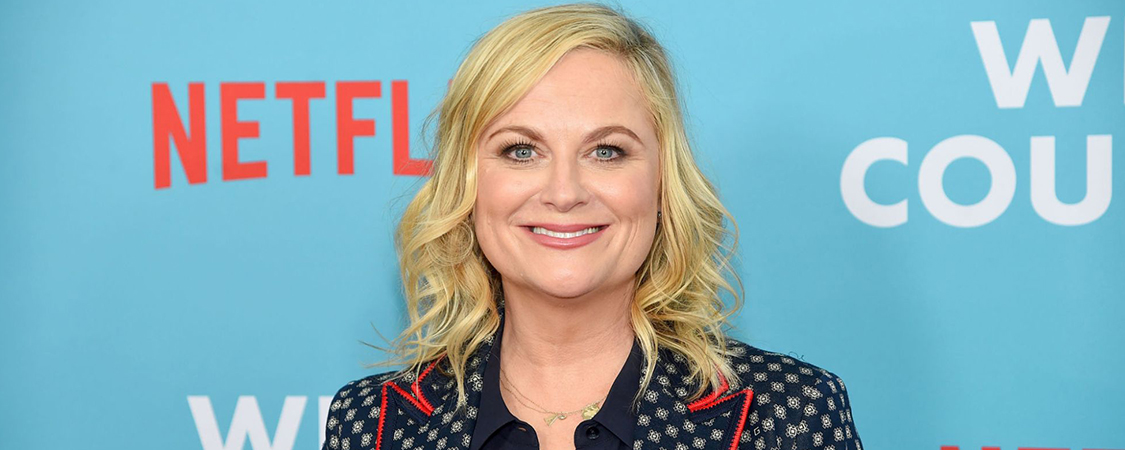 Amy Poehler attends the World Premiere of 'Wine Country'