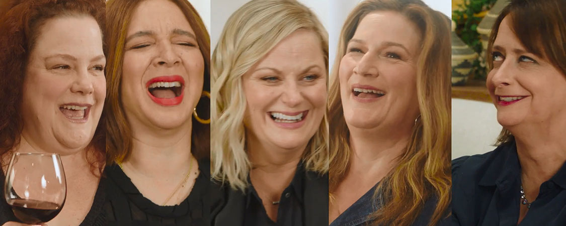 (Video) The cast of 'Wine Country' Taste the Wines of the World