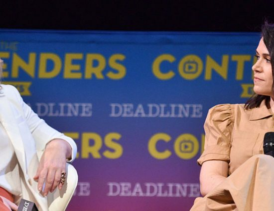 Abbi Jacobson and Amy Poehler talk 'Broad City' End at Deadline's Contenders Emmys
