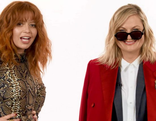 (Video) Amy Poehler Attempts an Impression of Natasha Lyonne