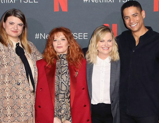 Amy Poehler attends Netflix's FYSEE Event For 'Russian Doll'