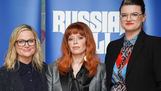 Amy Poehler attends Universal Television's 'Russian Doll' FYC