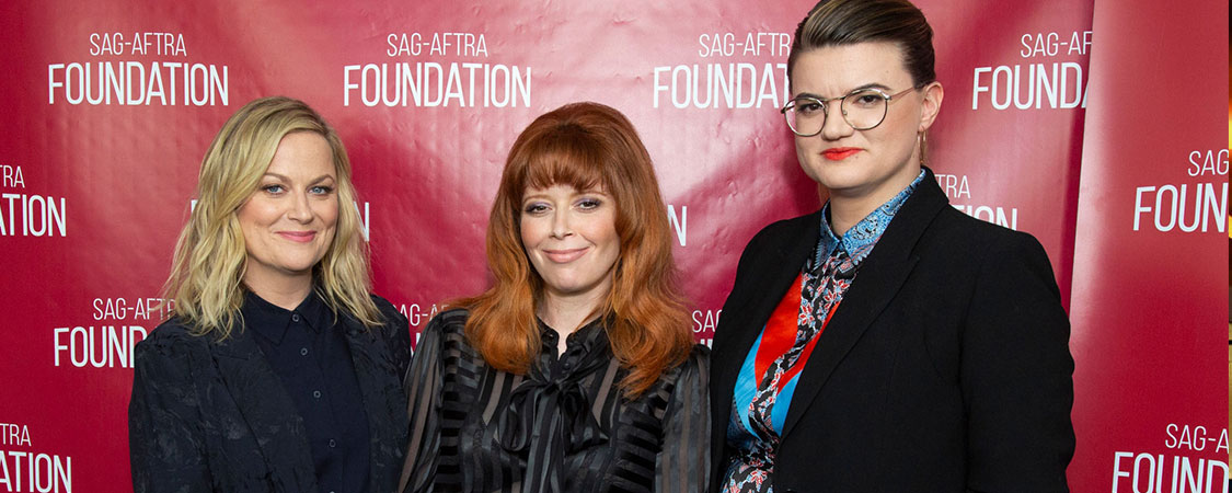 Amy Poehler attends SAG-AFTRA Foundation Conversations with 'Russian Doll'