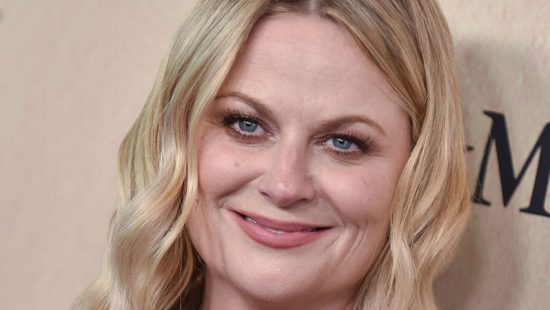 Amy Poehler attends the 2019 Women in Film Annual Gala