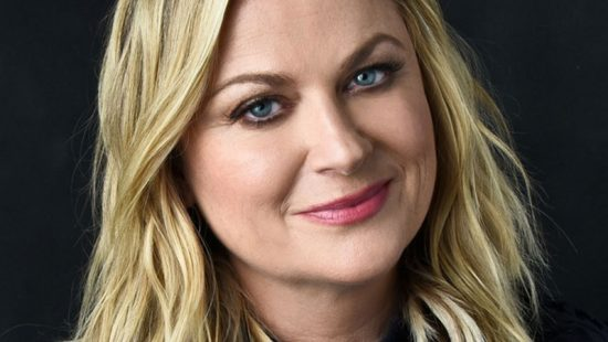 Amy Poehler photographed by Irvin Rivera