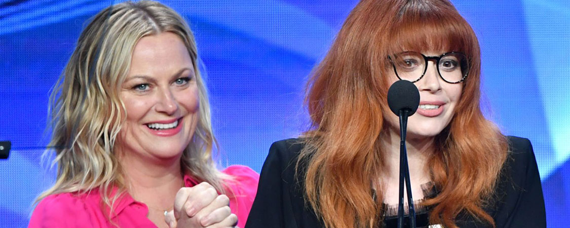 Amy Poehler attends the 2019 TCA Awards