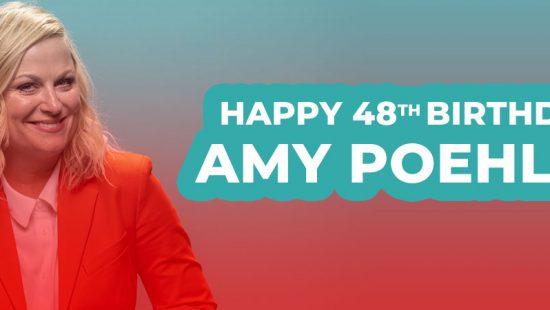 Happy Birthday, Amy!