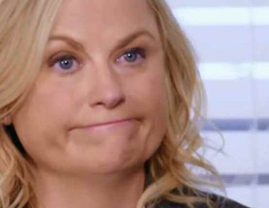 """(Video) Amy Poehler and Nick Offerman parody """"The Office"""""""
