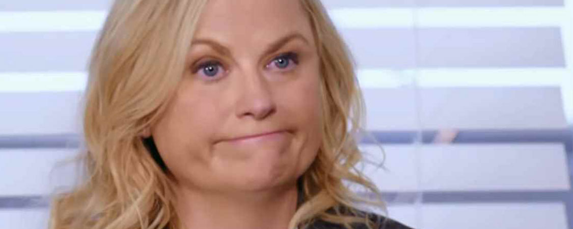 "(Video) Amy Poehler and Nick Offerman parody ""The Office"""