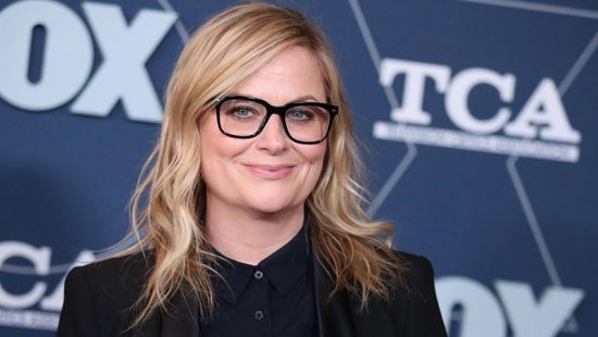 Amy Poehler attends the FOX Winter TCA All Star Party