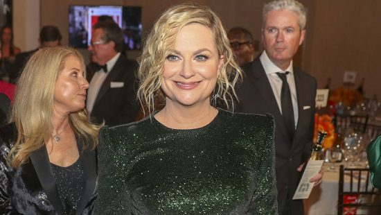 "Amy Poehler Developing New Comedy ""Division One"" at Peacock"