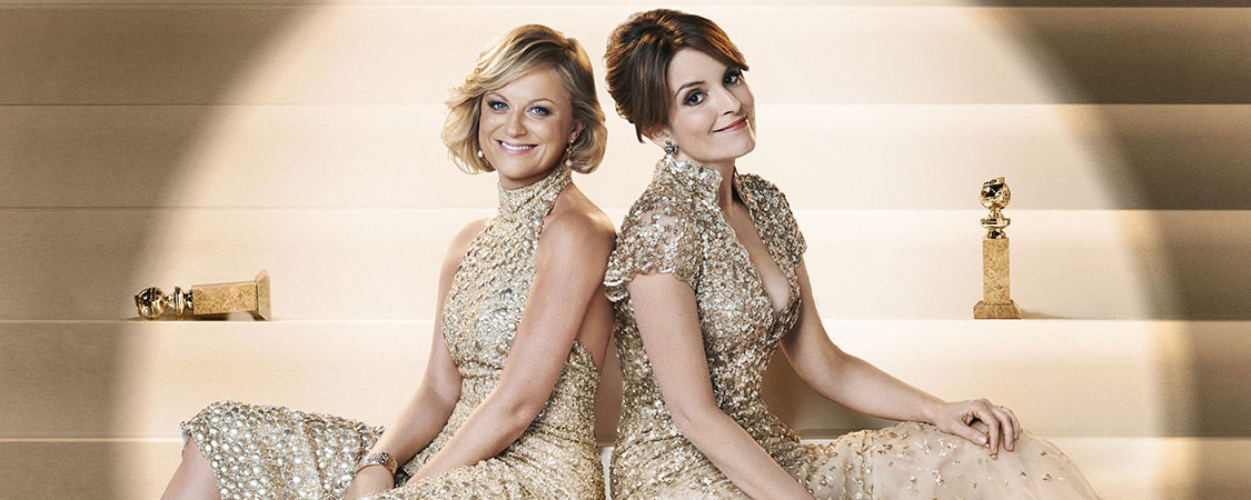 Tina Fey and Amy Poehler Returning as Golden Globes Hosts