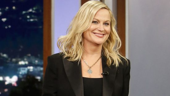 "Amy Poehler promotes ""Duncanville"" on Jimmy Kimmel Live"