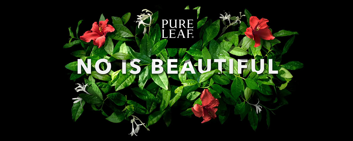 """Amy Poehler is the New Voice of Pure Leaf's """"No is Beautiful"""" Campaign"""