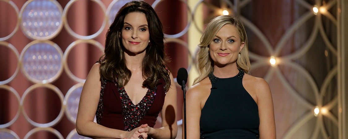 Tina Fey and Amy Poehler to Co-Host Golden Globes on Separate Coasts