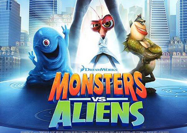 Monsters Vs Aliens I Heart Amy Poehler