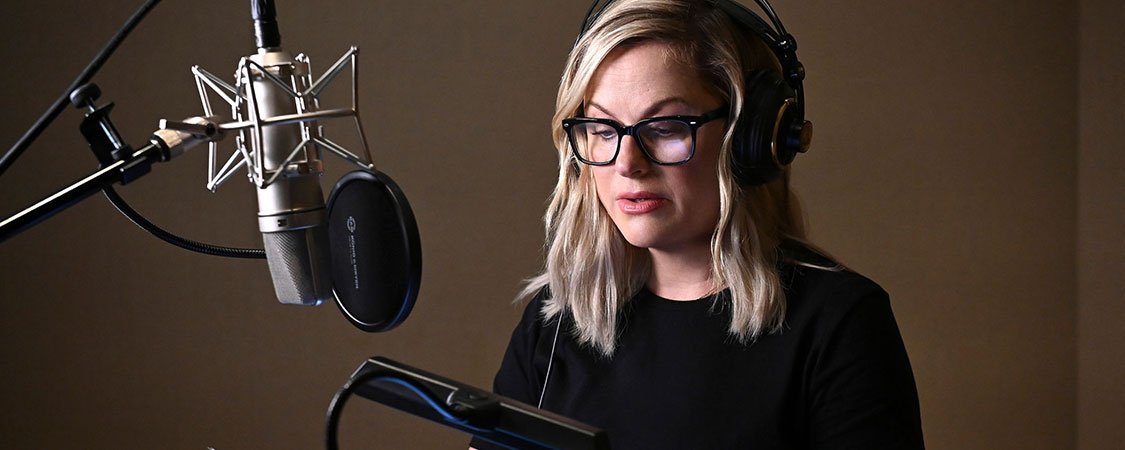 """Amy Poehler Talks """"Duncanville"""" with The Guardian"""