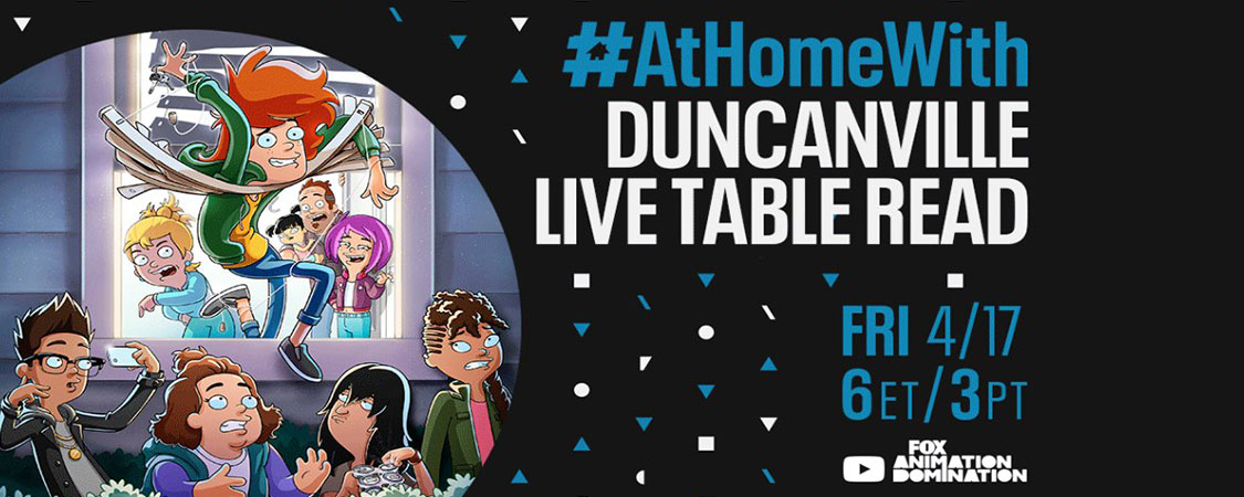 'Duncanville' Cast to Perform Live Table Read on YouTube