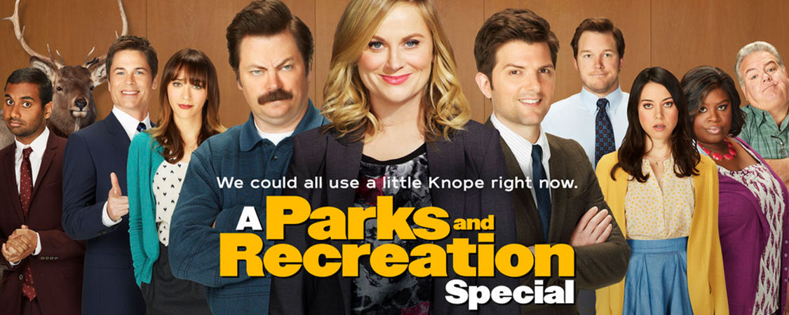 'A Parks and Recreation Special': Posters, Screen Captures & Videos