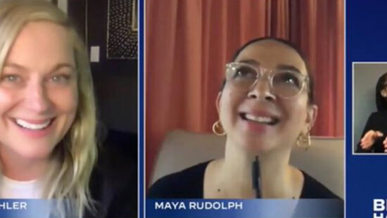 Kamala Harris And Hillary Clinton Put Maya Rudolph And Amy Poehler On The Spot At Biden Event: How Do You Play Us On 'Saturday Night Live'?