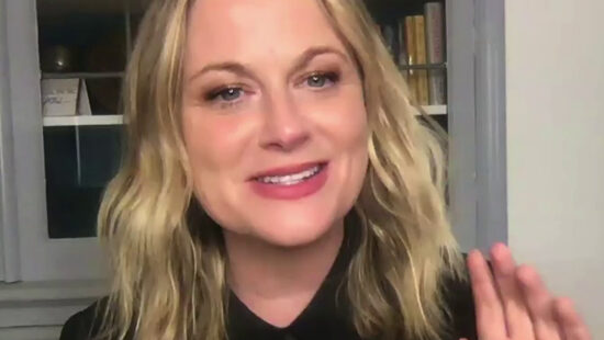 Amy Poehler and the cast of 'Moxie' on Entertainment Weekly's 'Around the Table' Video Series